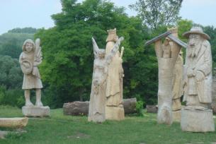 Plener rzeźbiarski w Szydłowie