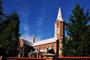 Kościół pw św Marcina w Połańcu