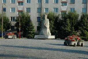 Pomnik Tadeusza Kościuszki w Połańcu