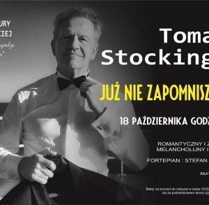 Tomasz Stockinger - już nie zapomnisz mnie