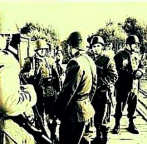 Inscenizacja bitwy o Osiek  28 września 2019