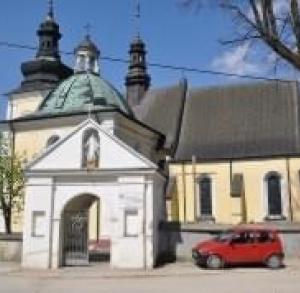 Kościół Parafialny w Kurozwękach