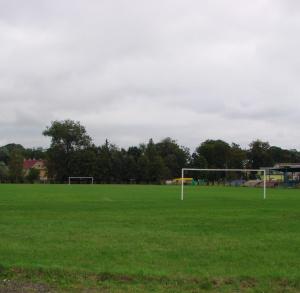 Stadion miejski w Staszowie