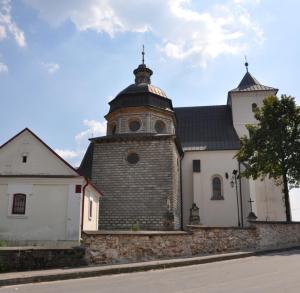 Kościół parafialny pw św Bartłomieja w Staszowie