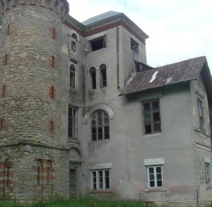 Pałac w Wiązownicy