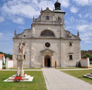 Szlakiem architektury sakralnej Sliisławice - Rytwiany