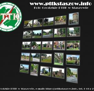 Kalendarz imprez staszowskiego PTTK