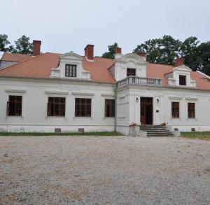 Pałac Radziwiłłów w Sichowie Dużym