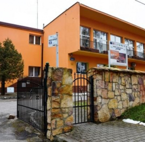 """Ośrodek wypoczynkowy """"LOTNIK"""" w Golejowie"""