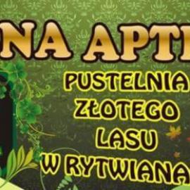 """""""Leśna apteka"""" w Rytwianach"""