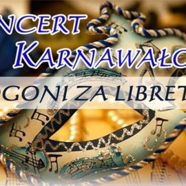 Koncert Karnawałowy w SOK 11 stycznia 2016 r.
