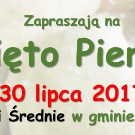 Święto Pieroga w Wysokich Średnich