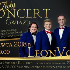 Złoty Koncert w SOK 9 czerwca 2018
