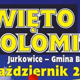 Święto Dolomitu w Jurkowicach 7 października 2018