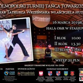 Turniej Tańca w Staszowie
