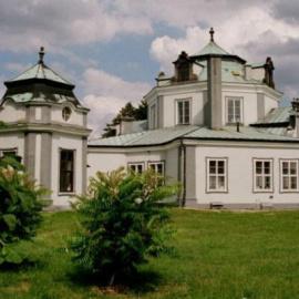 Pałac w Grabkach Dużych