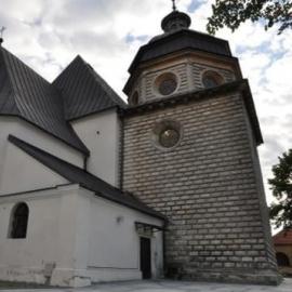 Kaplica Tęczyńskich przy kościele św Bartłomieja w Staszowie
