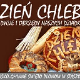 Dzień Chleba w Staszowie