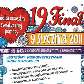 Najnowsze informacje z XIX Finału WOŚP w Połańcu