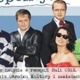 ZMIANA MIEJSCA IMPREZY Występ Kabaretu Moralnego Nipokoju w Staszowie