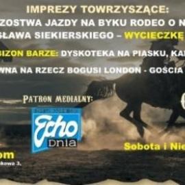 """""""Dziki Zachód w Kurozwękach"""" 9-11 sierpnia"""