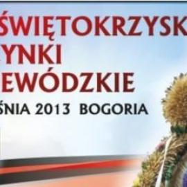 Dożynki wojewódzkie 8 wrzesnia 2013 w Bogorii