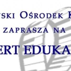 Koncert muzykow z Filharmonii Narodowej w SOK 20 maja 2014